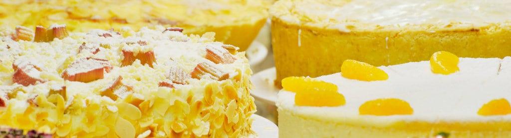 Kuchen zu Ostern
