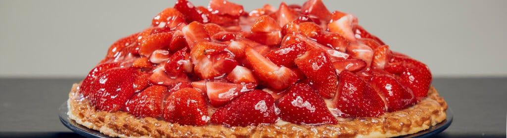 Kuchen der Woche – Erdbeer