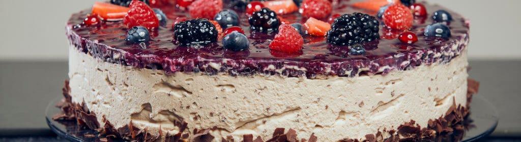 Kuchen der Woche – Waldfrucht-Schoko