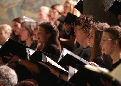 Konzerte in der Abteikirche