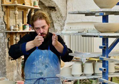 Töpfer- und Keramikkurse