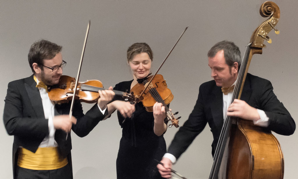 Schmankerl-Konzerte, 24.10.2021